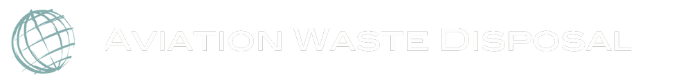 Aviation Waste Disposal Logo